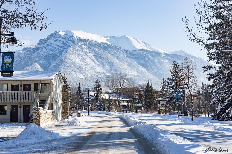 Canmore Alberta Kanada