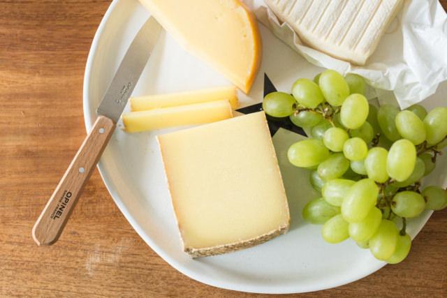 Käse zur Brotzeit