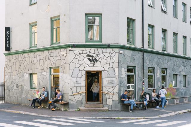 Oslo Kreuzfahrt Color Line