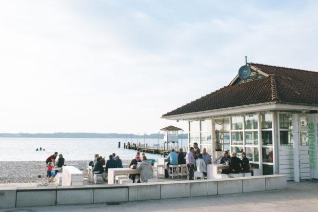 Spaziergang an der Flensburger Förde