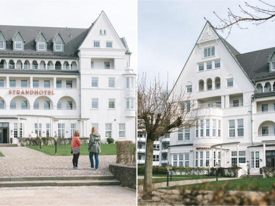 Strandhotel Glücksburg Wochenende Flensburg
