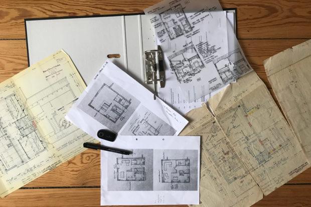 Projekt Sanierung Siedlungshaus