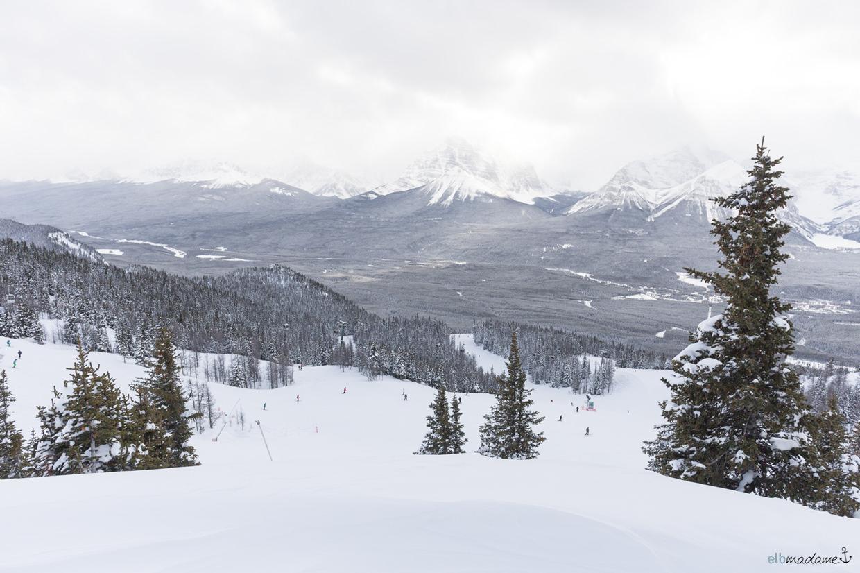 Lake Louise Kanada Alberta Reisebericht Banff Nationalpark