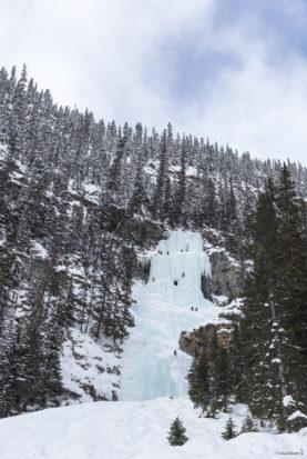 WinterLake Louise Kanada Alberta Chateau Fairmont Reisebericht