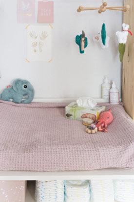 Kinderzimmer Altrosa Einrichten Farbe