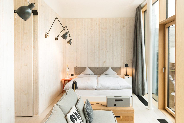 Inselloft Norderney Elbmadame Interior Zimmer